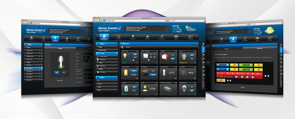 Home automation system 3 automation system home for Automated home system