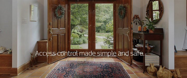 Leviton Smart Access Control System
